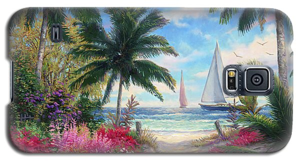 Sea Breeze Trail Galaxy S5 Case by Chuck Pinson