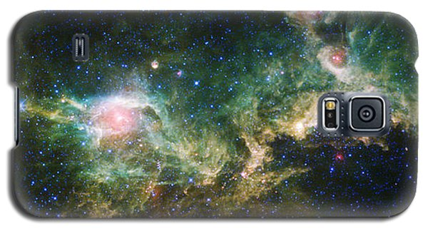 Seagull Nebula Galaxy S5 Case by Adam Romanowicz