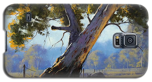 Shady Tree Galaxy S5 Case by Graham Gercken