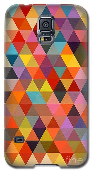 Shapes Galaxy S5 Case by Mark Ashkenazi