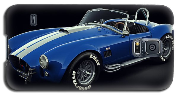 Shelby Cobra 427 - Bolt Galaxy S5 Case by Marc Orphanos
