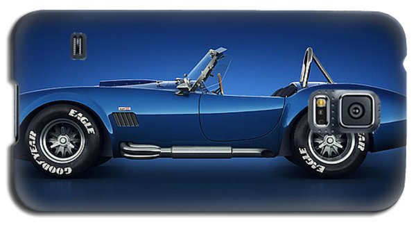 Shelby Cobra 427 - Water Snake Galaxy S5 Case by Marc Orphanos