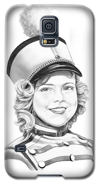 Shirley Temple Galaxy S5 Case by Murphy Elliott