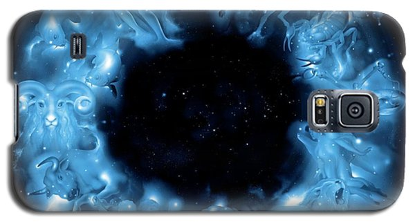 Signs Of The Zodiac Galaxy S5 Case by Detlev Van Ravenswaay