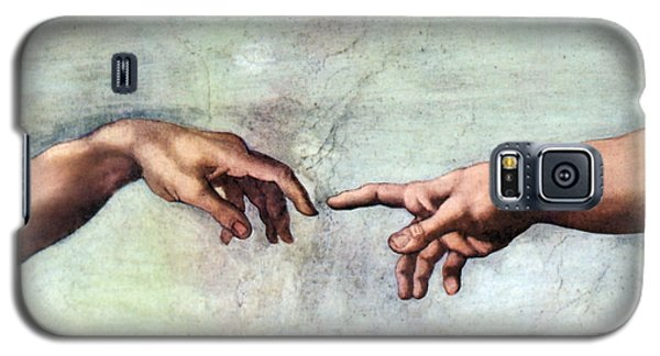 Sistine Chapel Galaxy S5 Case by SPL and Photo Researchers