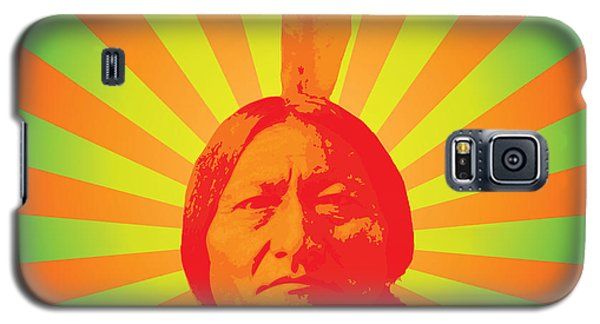 Sitting Bull Galaxy S5 Case by Gary Grayson
