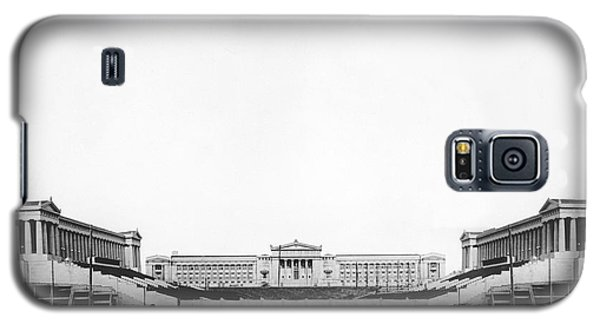 Soldiers' Field And Museum Galaxy S5 Case by Underwood Archives