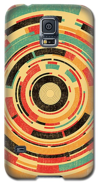 Science Fiction Galaxy S5 Cases - Space Odyssey Galaxy S5 Case by Budi Satria Kwan