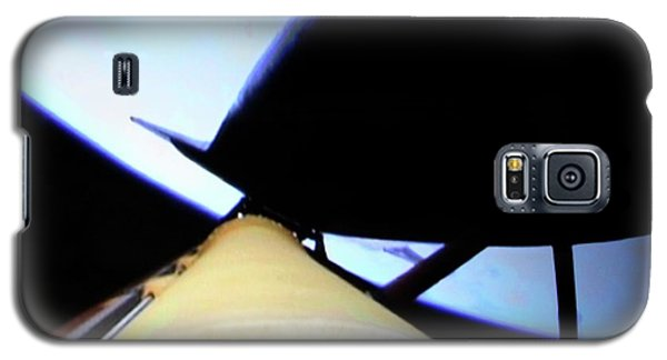 Space Shuttle In Orbit Galaxy S5 Case by Detlev Van Ravenswaay