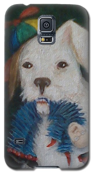 Sparky And Dick Galaxy S5 Case by Georgia Griffin