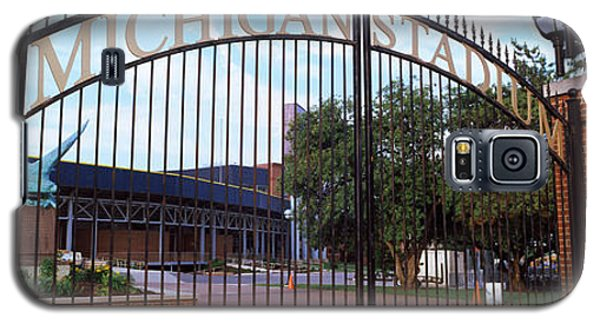 Stadium Of A University, Michigan Galaxy S5 Case by Panoramic Images
