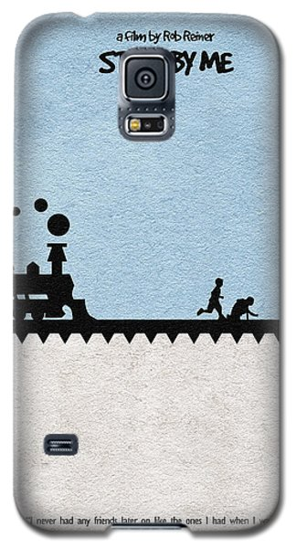 Stand By Me Galaxy S5 Case by Ayse Deniz