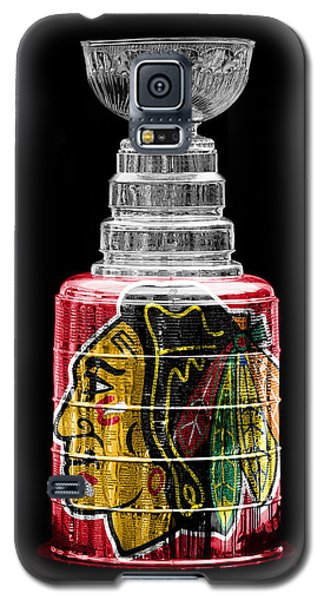 Stanley Cup 6 Galaxy S5 Case by Andrew Fare