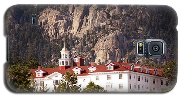 Stanley Hotel Estes Park Galaxy S5 Case by Marilyn Hunt