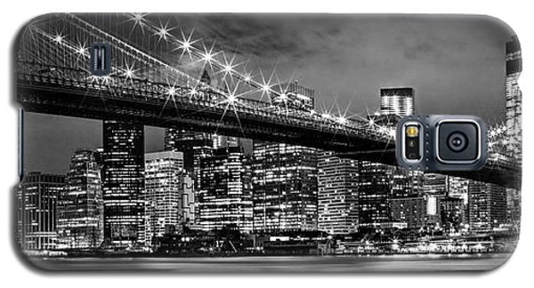 Star Spangled Skyline 2 Galaxy S5 Case by Az Jackson