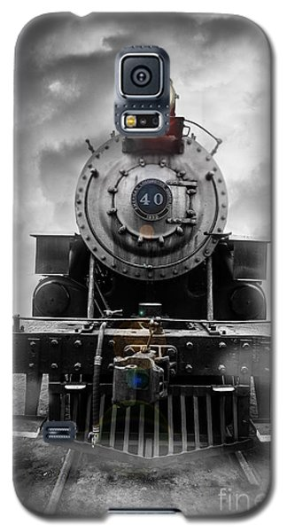 Steam Train Dream Galaxy S5 Case by Edward Fielding