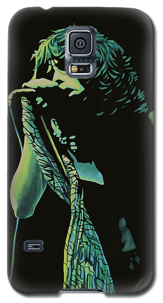 Steven Tyler 2 Galaxy S5 Case by Paul Meijering