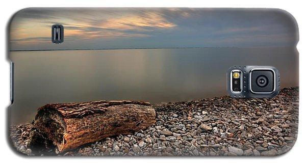 Stone Beach Galaxy S5 Case by James Dean