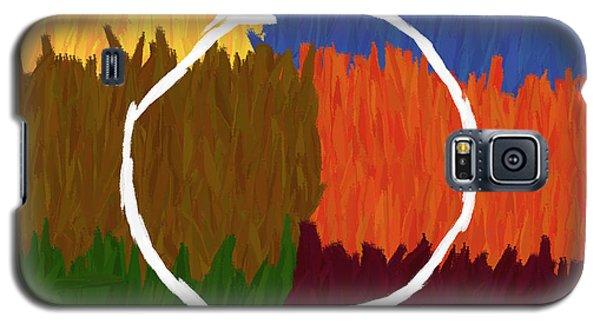 Strokes Of Colour Galaxy S5 Case by Condor