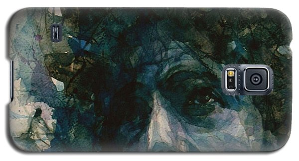 Subterranean Homesick Blues  Galaxy S5 Case by Paul Lovering