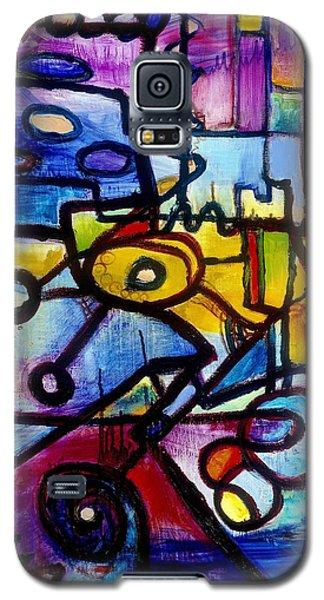 Galaxy S5 Cases - Suburbias Daily Beat Galaxy S5 Case by Regina Valluzzi