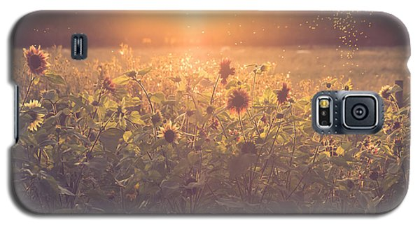 Summer Evening Galaxy S5 Case by Chris Fletcher