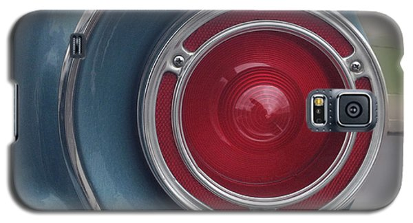 Tail Light Ford Falcon 1961 Galaxy S5 Case by Don Spenner