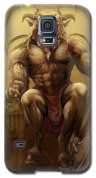 Taurus II Galaxy S5 Case by Rob Carlos