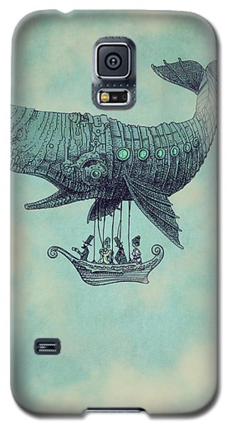 Tea At Two Thousand Feet Galaxy S5 Case by Eric Fan