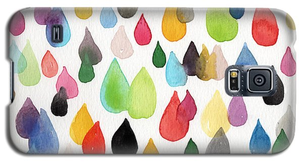 Tears Of An Artist Galaxy S5 Case by Linda Woods