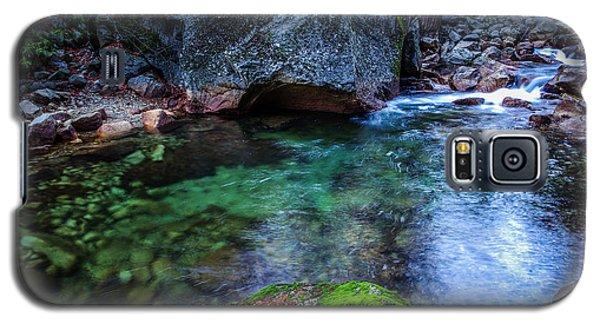 Teneya Creek Yosemite National Park Galaxy S5 Case by Scott McGuire
