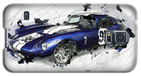 The 1965 Ford Cobra Mustang Galaxy S5 Case by Gary Bodnar