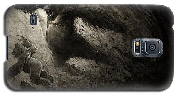 Animals Galaxy S5 Cases - The Ambush Galaxy S5 Case by Aaron Blaise