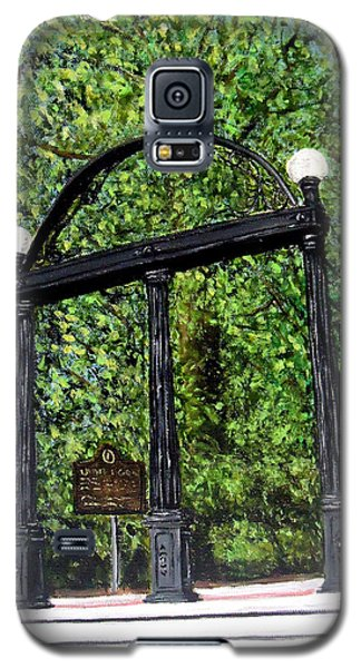 The Arch At Uga Galaxy S5 Case by Katie Phillips