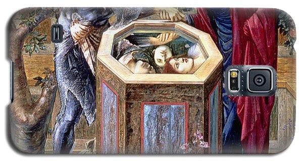 The Baleful Head, C.1876 Galaxy S5 Case by Sir Edward Coley Burne-Jones
