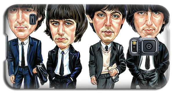 The Beatles Galaxy S5 Case by Art