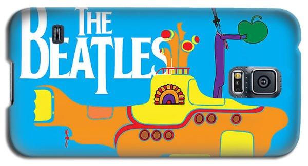 The Beatles No.11 Galaxy S5 Case by Caio Caldas
