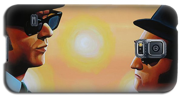 The Blues Brothers Galaxy S5 Case by Paul Meijering