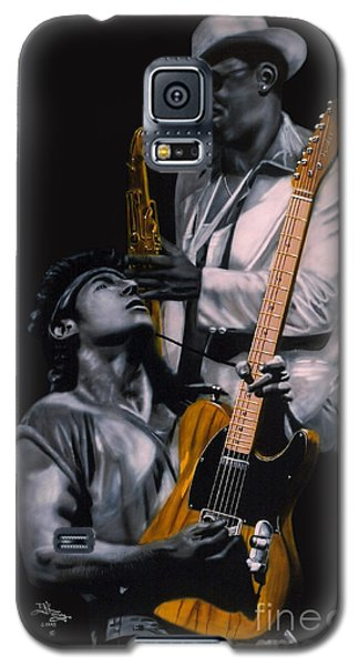New Jersey's Bruce And Clarence Galaxy S5 Case by Thomas J Herring