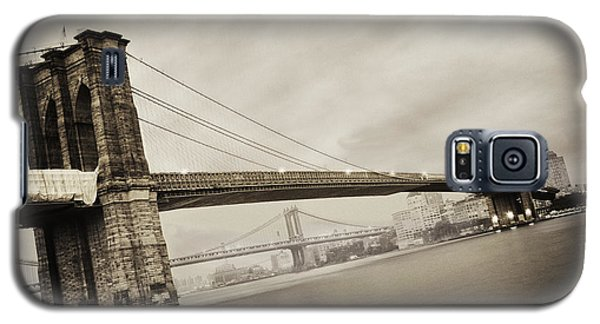The Brooklyn Bridge Galaxy S5 Case by Eli Katz