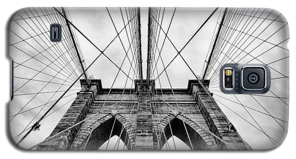 The Brooklyn Bridge Galaxy S5 Case by John Farnan
