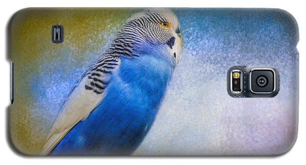 The Budgie Collection - Budgie 2 Galaxy S5 Case by Jai Johnson