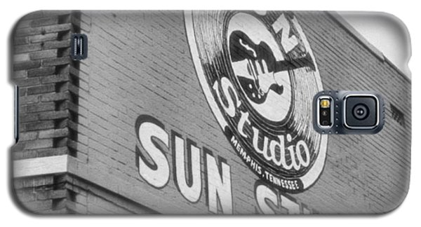 The Famous Sun Studio In Memphis Tennessee Galaxy S5 Case by Dan Sproul