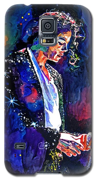 The Final Performance - Michael Jackson Galaxy S5 Case by David Lloyd Glover