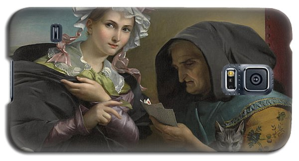 The Fortune Teller Galaxy S5 Case by Adele Kindt