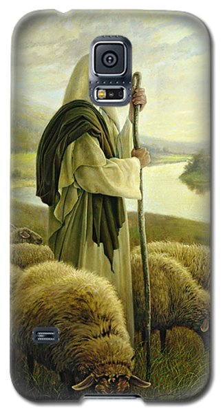 The Good Shepherd Galaxy S5 Case by Greg Olsen