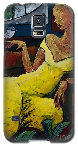 The Healing Process - From The Eternal Whys Series  Galaxy S5 Case by Elisabeta Hermann