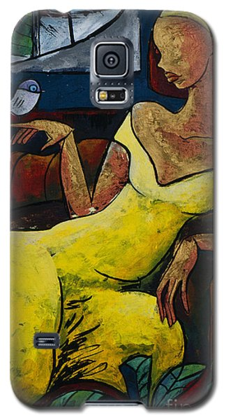 Popular Galaxy S5 Cases - The Healing Process - From The Eternal WHYs series  Galaxy S5 Case by Elisabeta Hermann