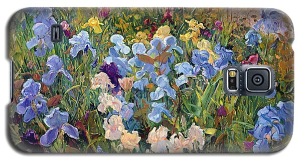 The Iris Bed Galaxy S5 Case by Timothy Easton