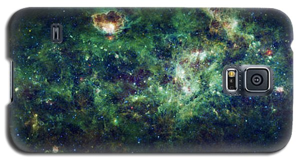 The Milky Way Galaxy S5 Case by Adam Romanowicz
